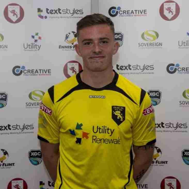 Lancaster swoop for Webb-Foster