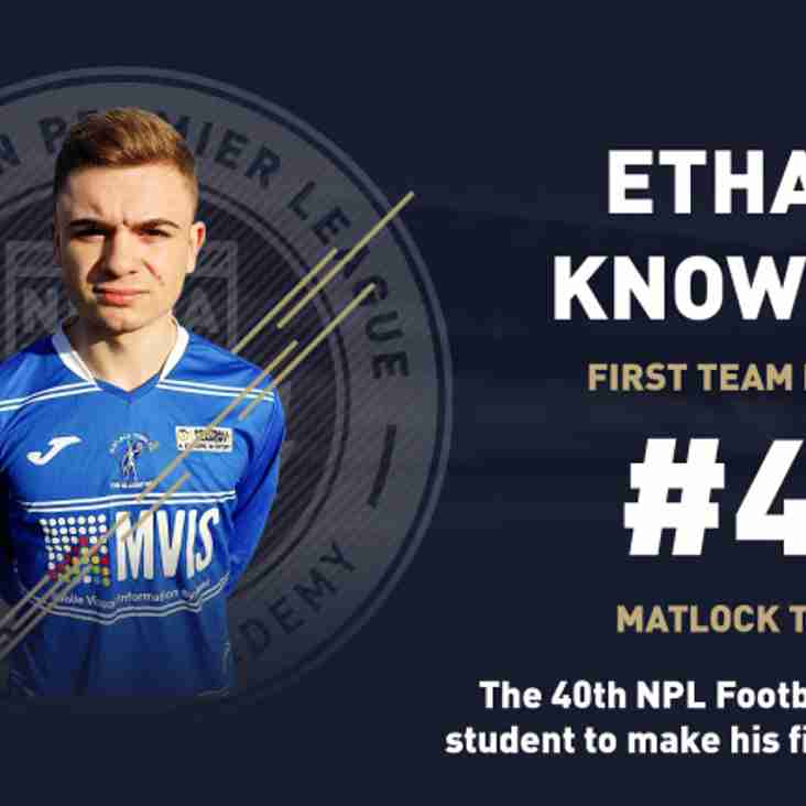 Matlock pair are latest academy graduates