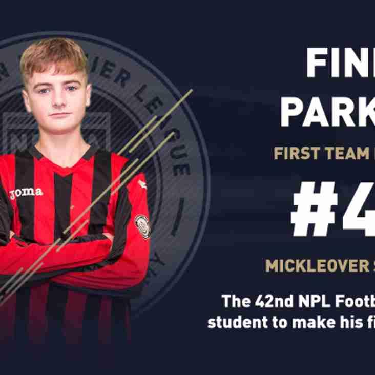 Finn becomes 42nd NPLFA graduate