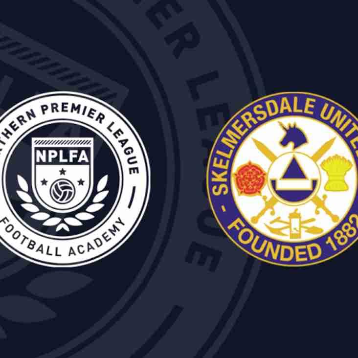 Skelmersdale join NPL Football Academy