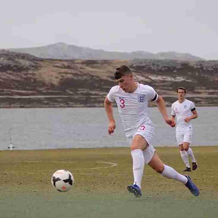 Buxton full-back helps set Falklands record