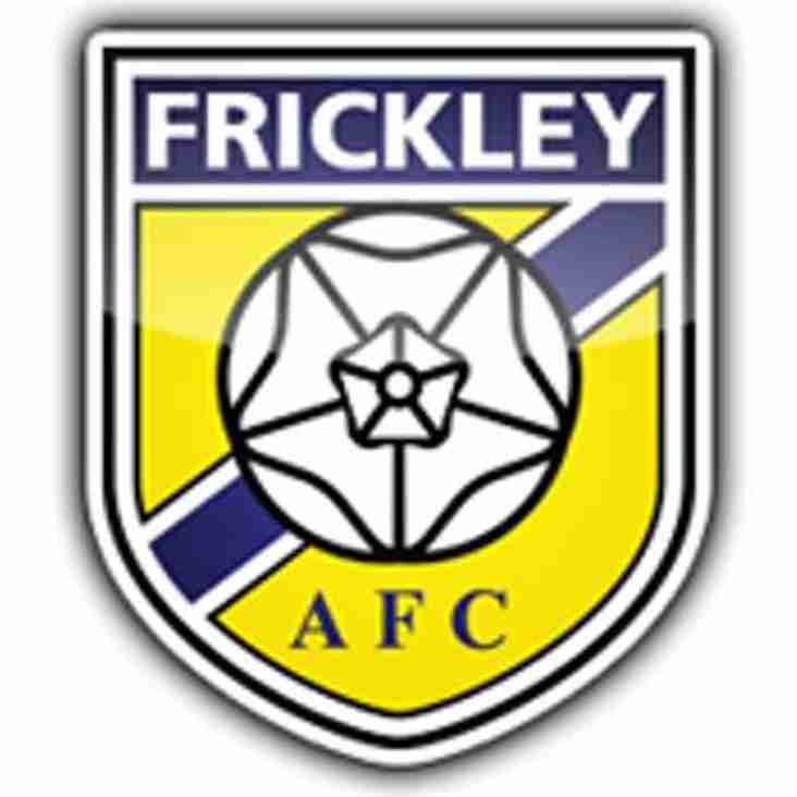 Frickley add trio