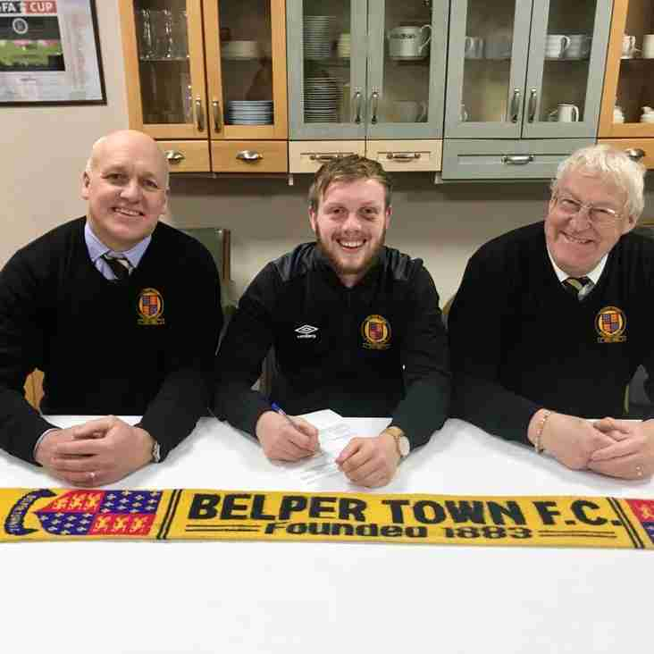 Double boost for Belper Town