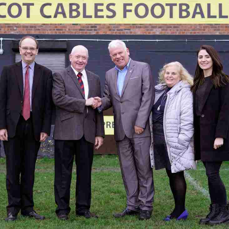 Prescot Cables future secured