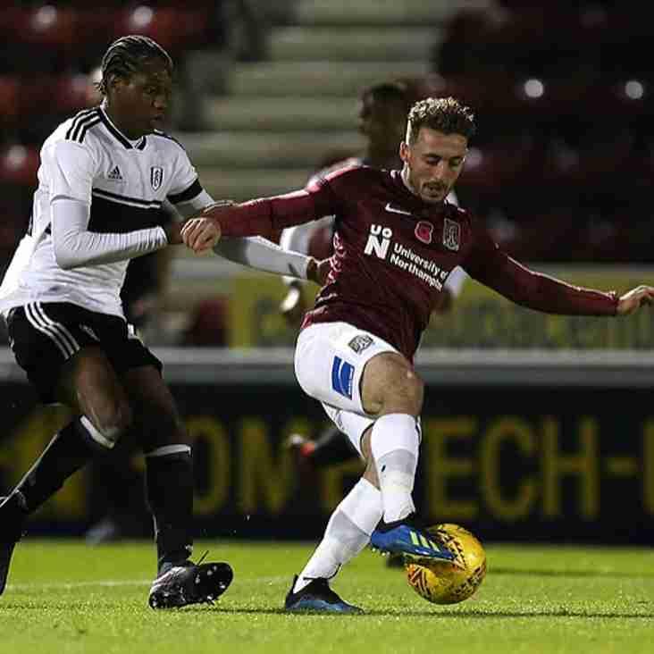 Northampton duo extend Mansfield loan deals