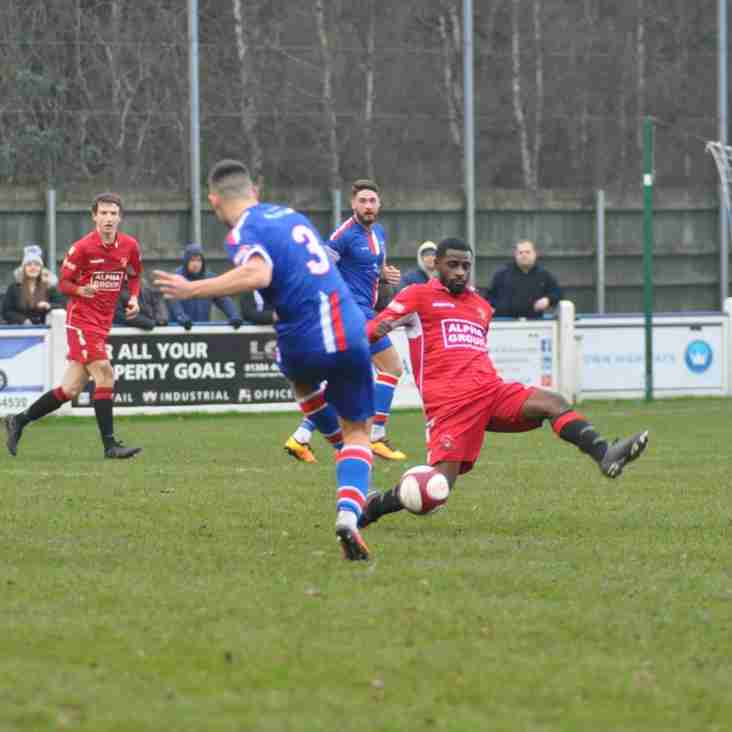 West Round-up: Goals aplenty as Radcliffe go top