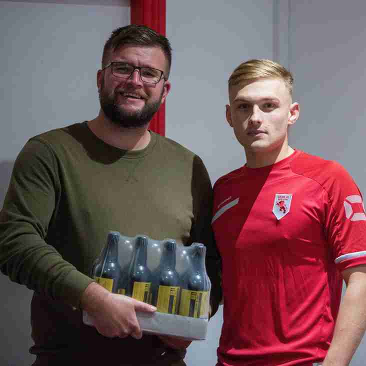 More Player of the Month awards handed out