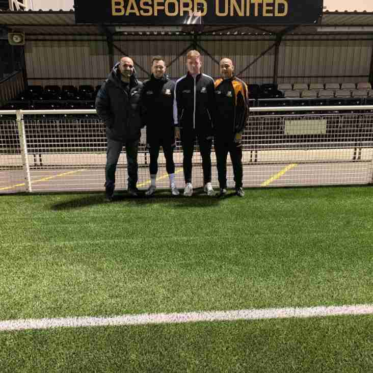 Creaney boosts Basford striking options