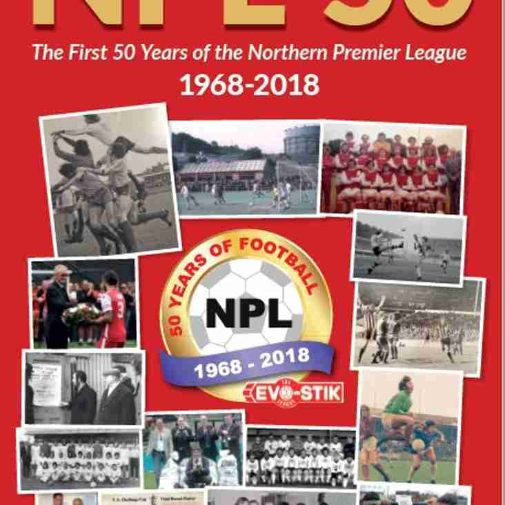 Pre-order historic NPL50 book now!
