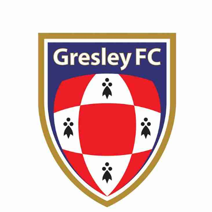 Gresley appoint new boss
