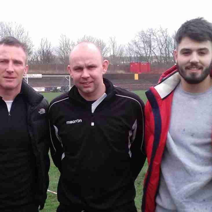 Veteran joins Workington relegation fight