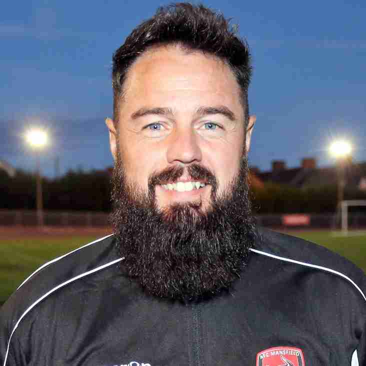 Assistant steps up at AFC Mansfield