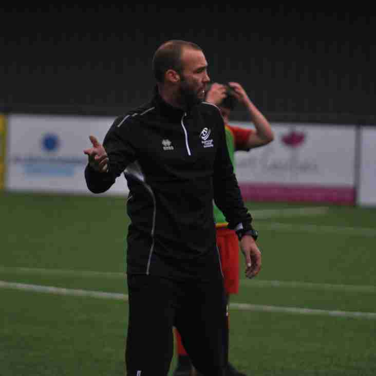 Managerial change at Pickering Town