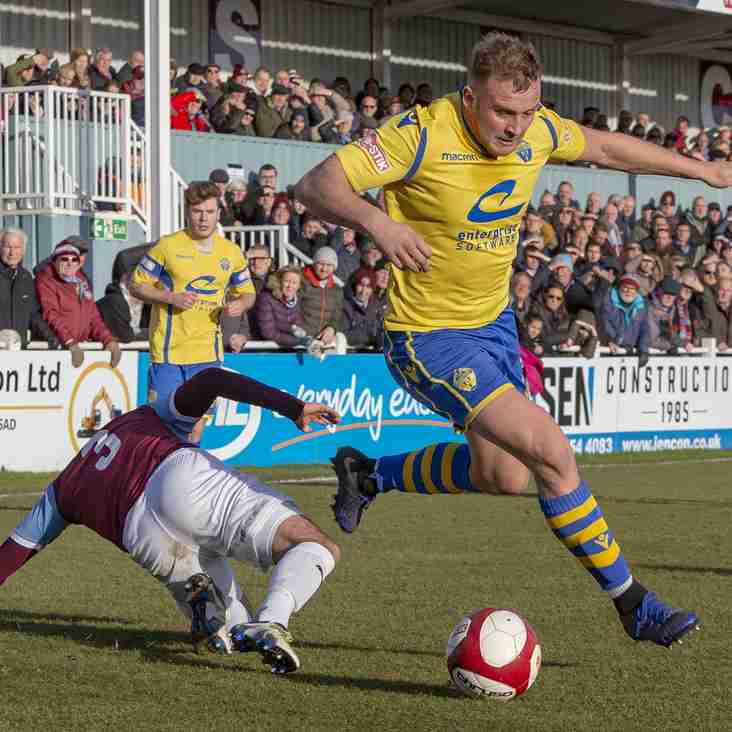 Premier Round-up: Warrington end South Shields' home run as Farsley stay top