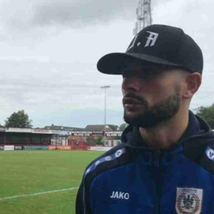 Hughes moves to Colls