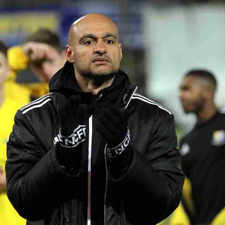 Basford manager departs