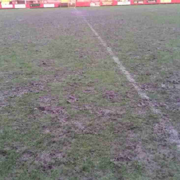 Workington ask for help to get game on