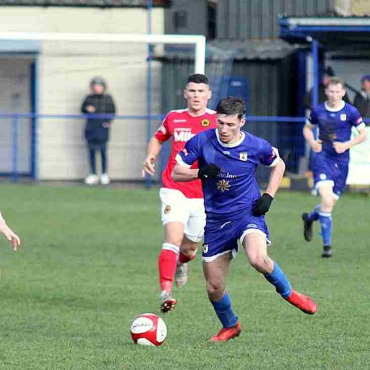 Duffy extends Glossop stay