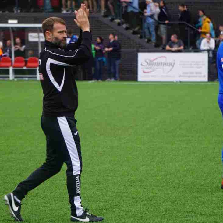 Whitby open contract talks with manager