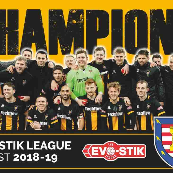 East Round-up: Morpeth Town are champions