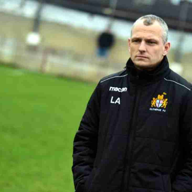 Clitheroe hunt for new manager