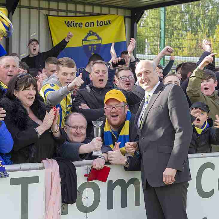 Sell out crowd expected for promotion play-off