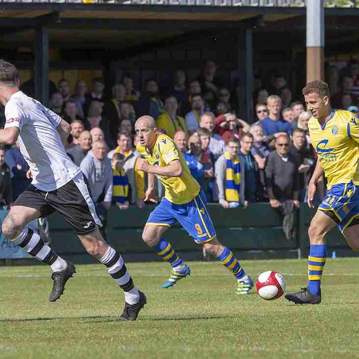 Heartbreak for Yellows in super play-off