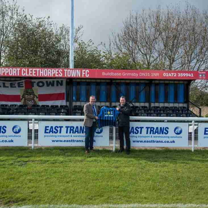 Cleethorpes secure biggest ever sponsorship deal