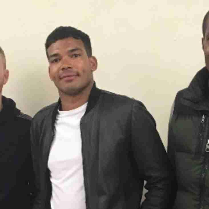 Sheffield sign Matlock pair and prolific striker