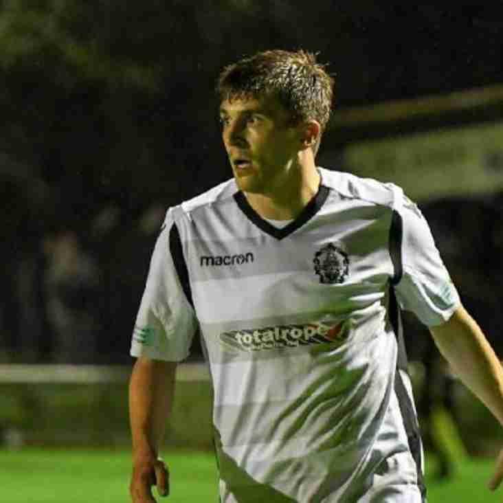Adam Morgan departs Widnes