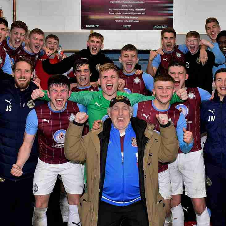 South Shields youngsters progress to third round of FA Youth Cup