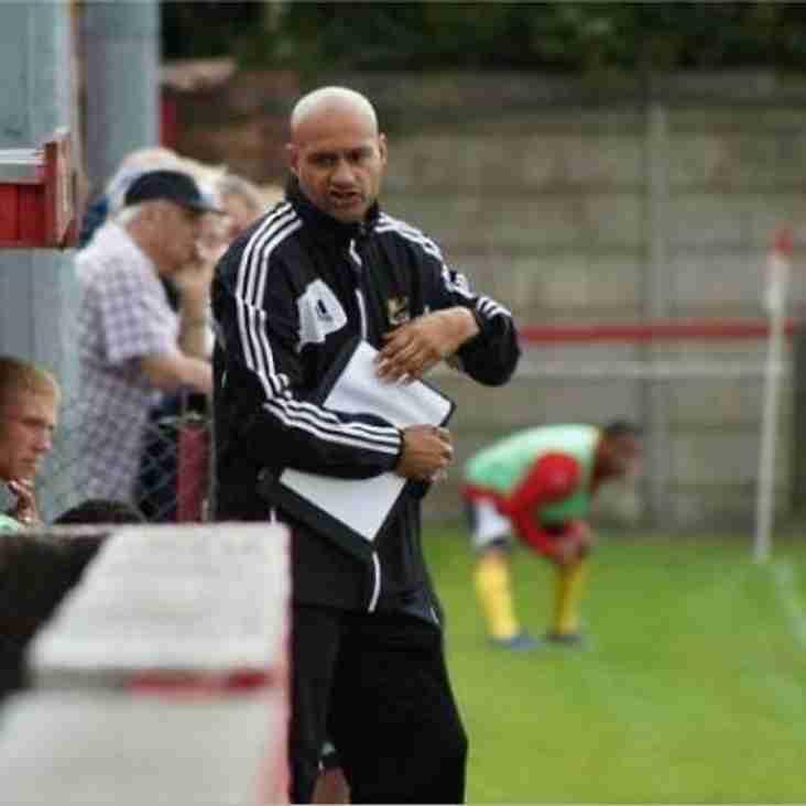 Ilkeston announce new manager
