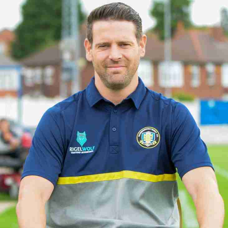 Gavin Allot leaves Gainsborough