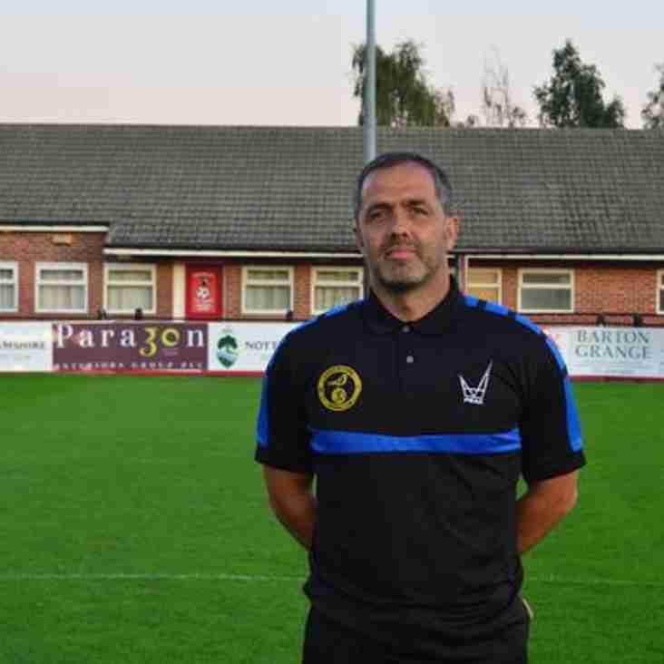 Scott Goodwin departs Ilkeston