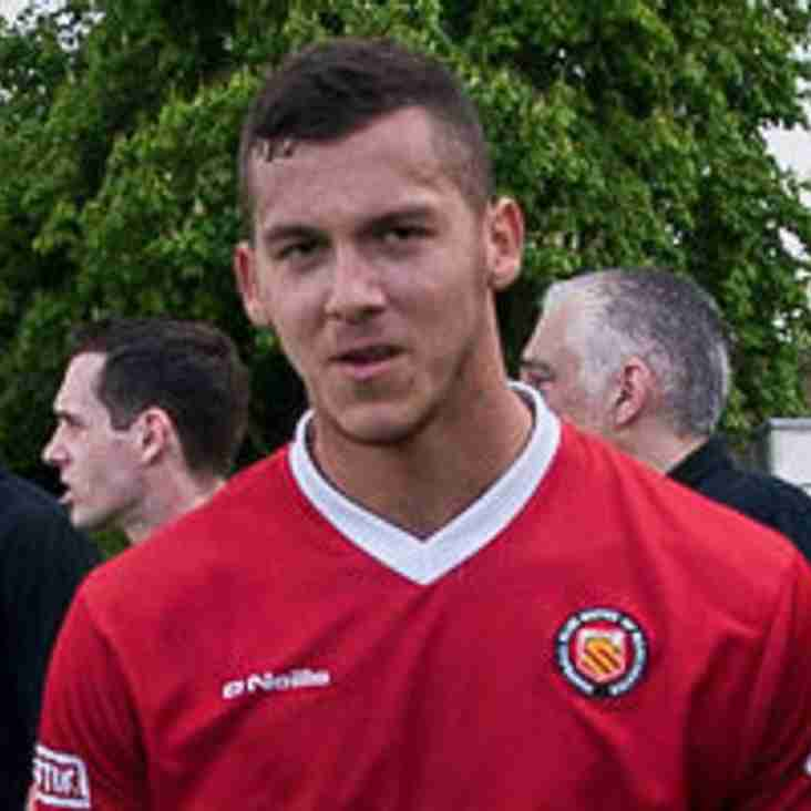 Lewis Lacy re-joins FC United