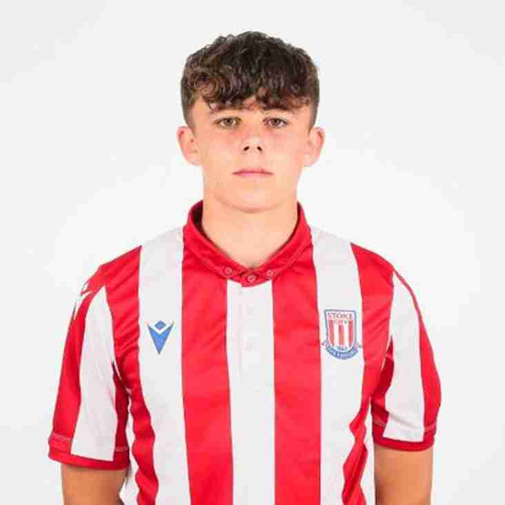 Stoke youngster joins Kidsgrove
