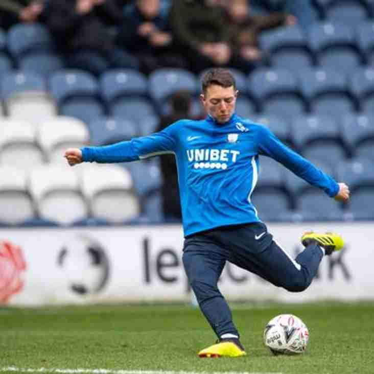 Preston midfielder joins Clitheroe