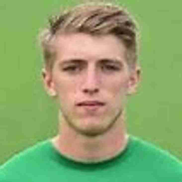 Marines sign Liverpool goalkeeper