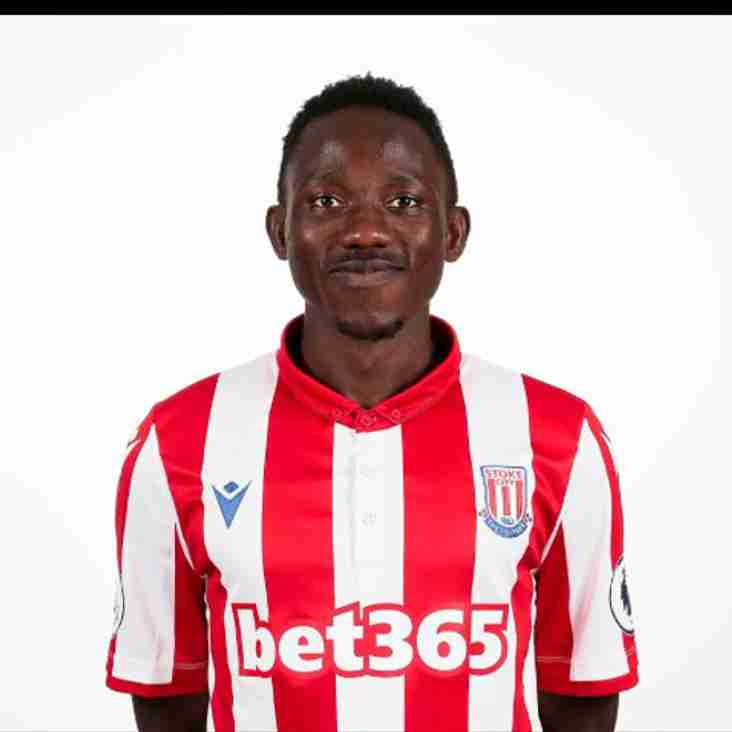 Stoke City youngster joins Kidsgrove