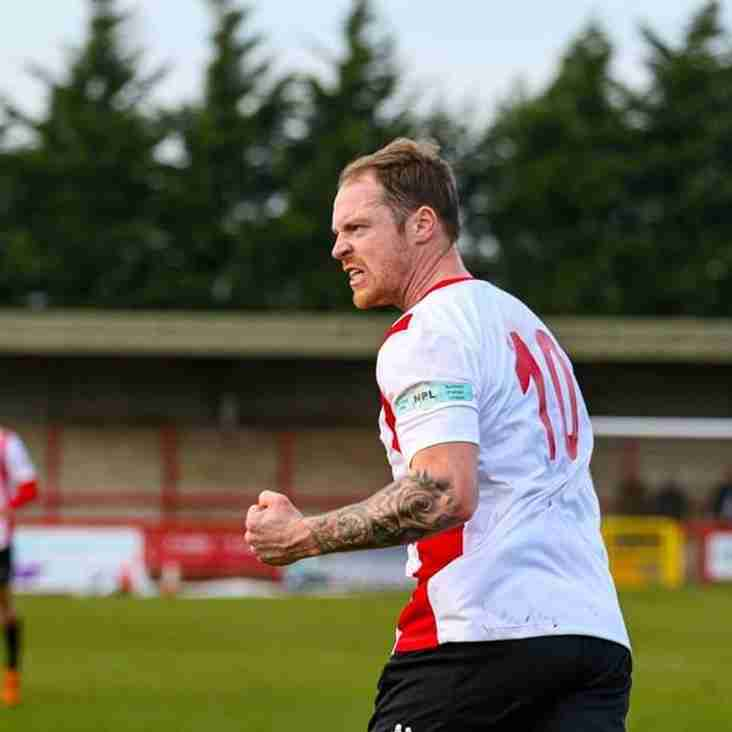 Danny Mitchley returns to Radcliffe