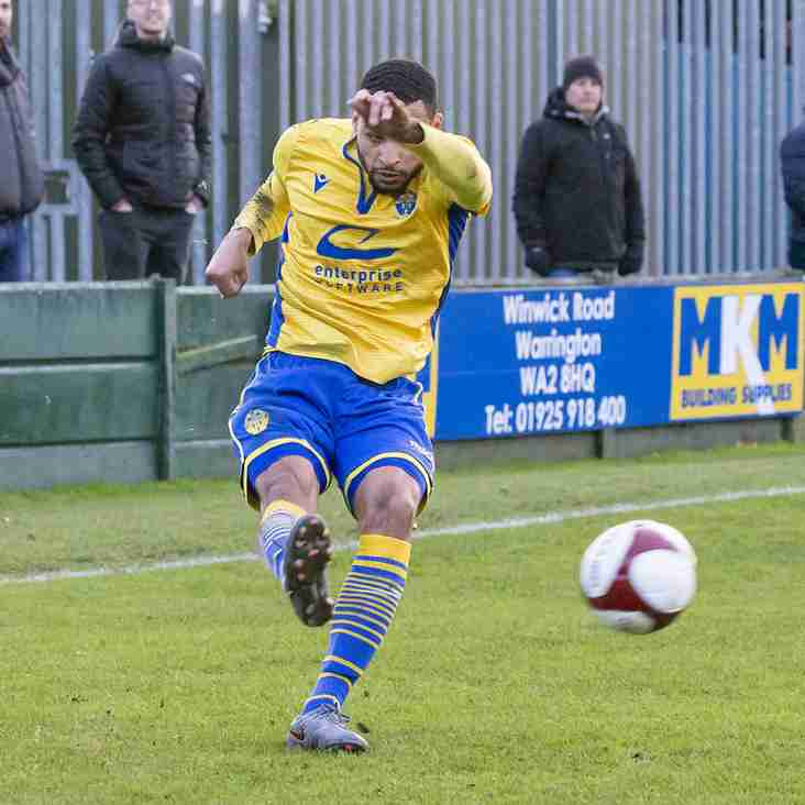 Tyrone Duffus joins Witton