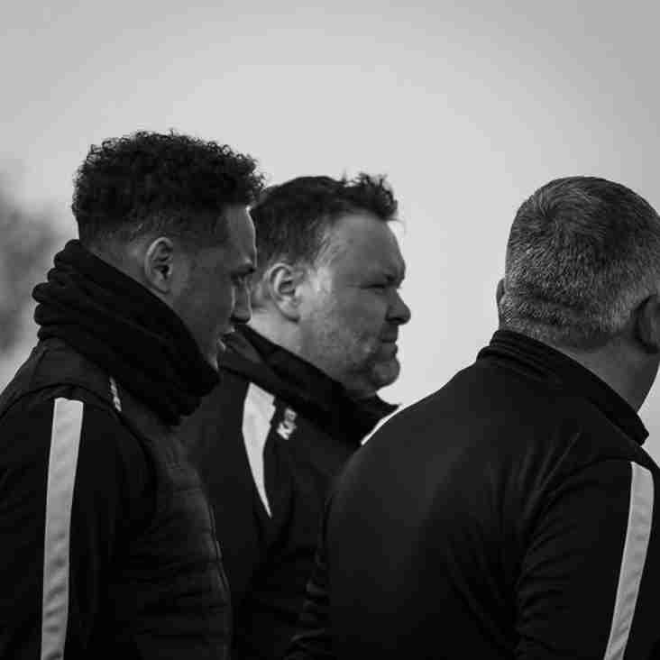 Grantham Town part ways with managers