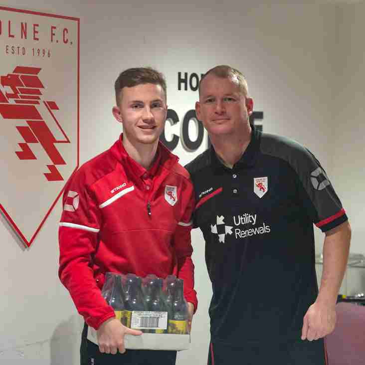 Player of the Month awards handed out