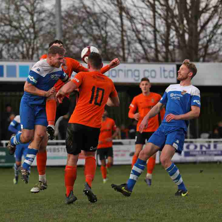 N/West round-up: Colls win again to close gap on play-offs