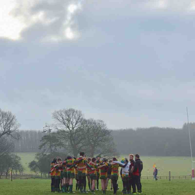 Wetherby v Selby