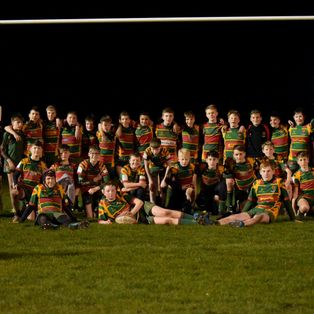 Selby u13s Under Floodlights against Thornensians