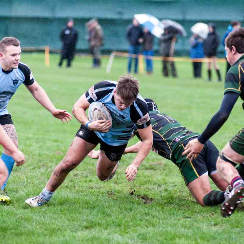 FRFC v Locksheath Pumas 9 January 2016