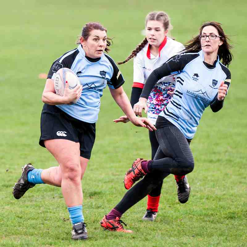 FRFC Ladies 26 February 2017 Match 1