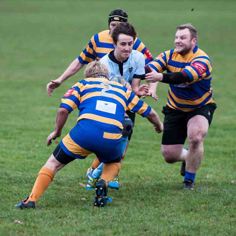 FRFC II v Poole RFC 9 December 2017