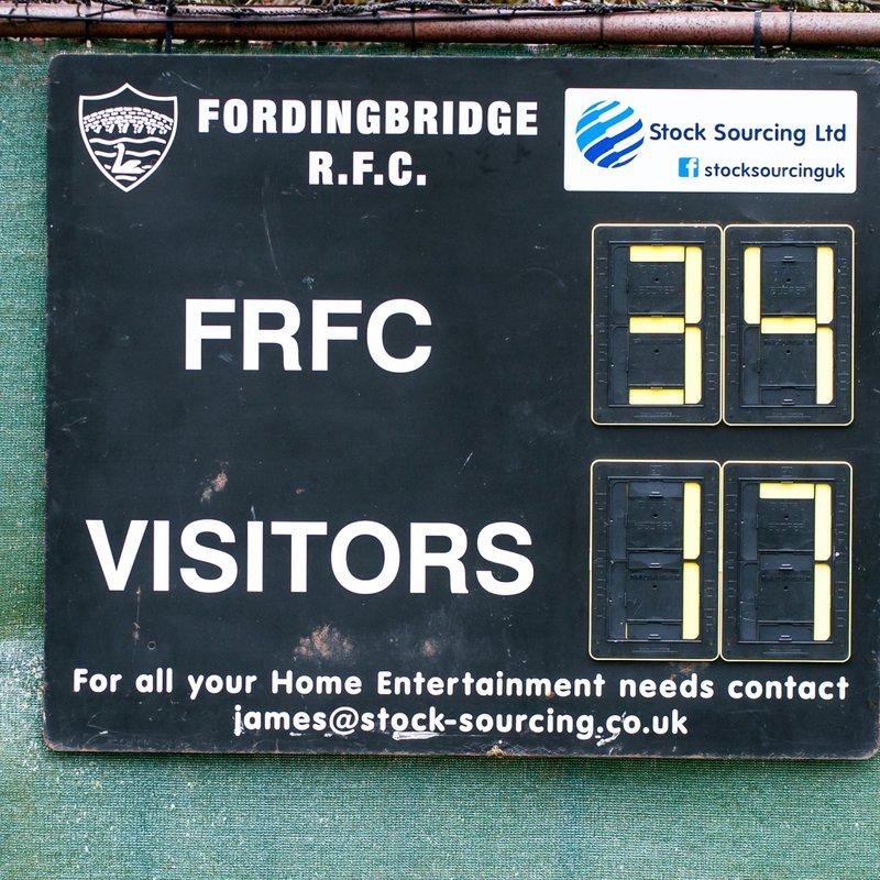 FRFC II v N Dorset RFC III 31 March 2018
